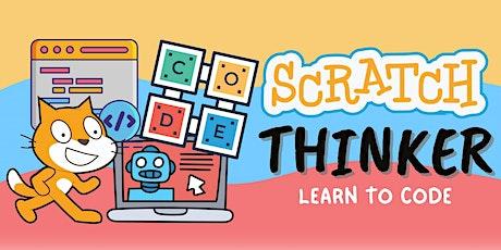 [Parent-Child Workshop] ScratchThinker Programming Workshop (Age 7 to 12) tickets