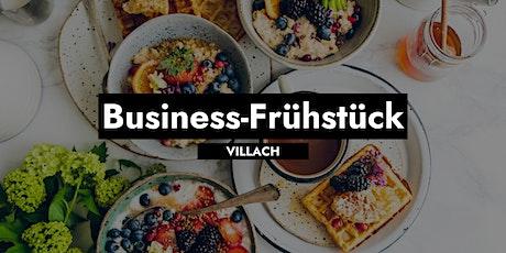 Business-Frühstück in Villach Tickets