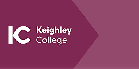 Keighley College Festival of Learning Taster Sessions November 2021 tickets