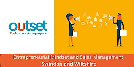 Entrepreneurial Mindset and Sales Management tickets