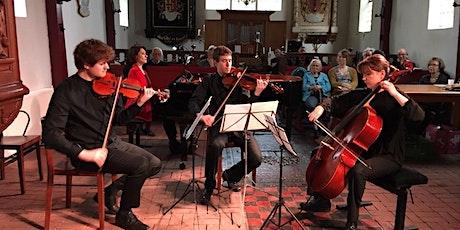 Concert door docenten en hun Master-studenten van Pr. Claus Conservatorium tickets
