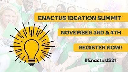 Enactus Ideation Summit tickets