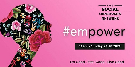 Social ChangeMakers LIVE: #EMpower tickets