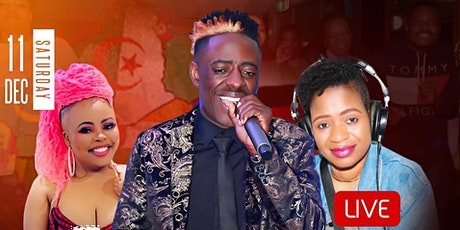 Cozzy Kozile African end of year Celebration tickets