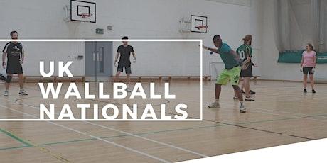 UK Wallball Nationals tickets