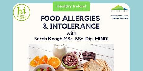 Food Allergies & Intolerance tickets