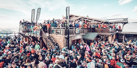Rise Skiing Festival 2021 - tickets for sale online for £300! tickets