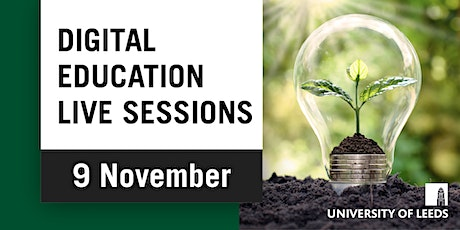 Digital Education Live Sessions tickets