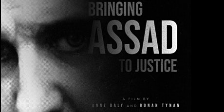 Bringing Assad to Justice, Film Screening and Discussion with Directors tickets