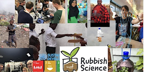 How to be a Brilliant Rubbish Scientist - Use rubbish solve problems learn! tickets