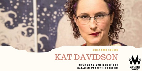 Kat Davidson at Macalister's Brewing Company tickets