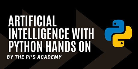 ARTIFICIAL INTELLIGENCE WITH PYTHON HANDS ON tickets