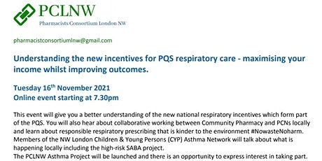 Understanding the new incentives for PQS respiratory care tickets