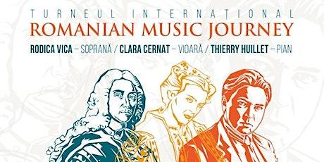 "Turneul Internațional ""Romanian Music Journey"" - Iași tickets"