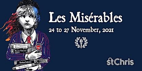 Les Misérables (Saturday Evening) tickets