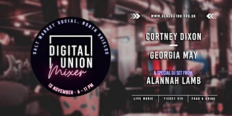 Digital Union Mixer tickets