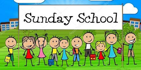 Kilbride Sunday School tickets