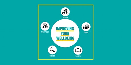 Improving Your Wellbeing - Kingswood tickets