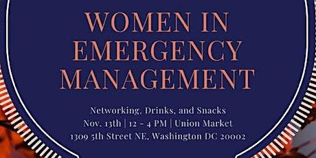 Women in EM - DC Event - Union Market tickets