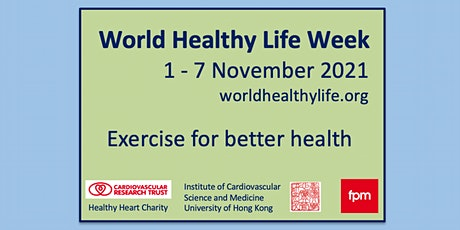 World Healthy Life Week: Exercise for Better Health tickets