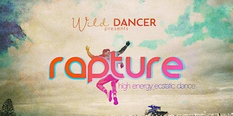 RAPTURE - High Energy Ecstatic Dance tickets