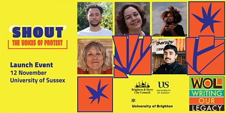 """""""Shout: The Voices of Protest"""" Launch Event and Panel Talk tickets"""