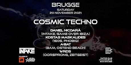 Cosmic Techno tickets