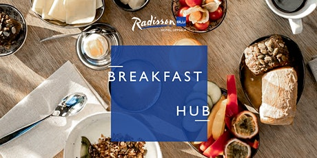 Breakfast Hub 29 oktober - Nätverksfrukost biljetter