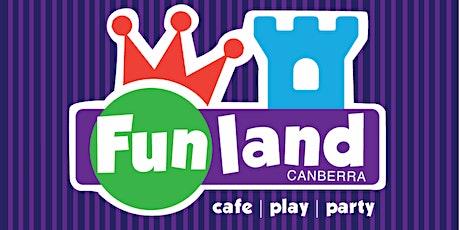 Funland Weekend tickets tickets