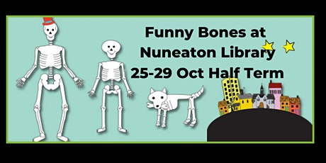 Funny Bones Halloween Half Term Event (limited numbers) tickets