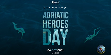 ADRIATIC HEROES DAY | 2handsmolfetta + 2handsgravina biglietti
