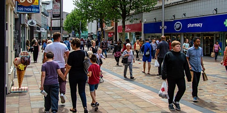 Copy of Wolverhampton City Centre – Retailers & Business Meeting tickets