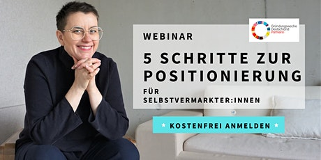 5 Schritte zur Positionierung für Selbstvermarkter:innen Tickets