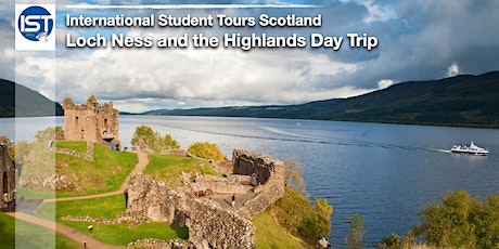 Loch Ness, Fort Augustus and Inverness Day Trip 13 Nov tickets