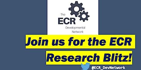 The ECR Developmental Network Research Blitz tickets