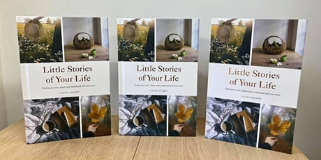 Little Stories of Your Life: Meet the Author, book reading and Q+A. tickets