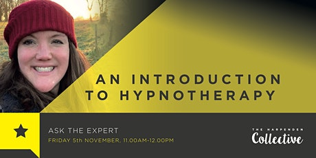 An introduction to Hypnotherapy tickets