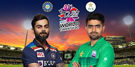India V/S Pakistan ICC T20 World Cup 21 - Live Streaming tickets