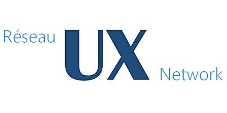 GC UX Community Meetup / Rendez-vous de la communauté EU du GC billets