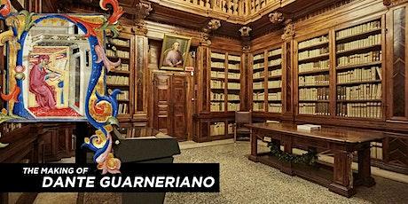 Virtual Tour of the Biblioteca Guarneriana (live from San Daniele, Italy) biglietti