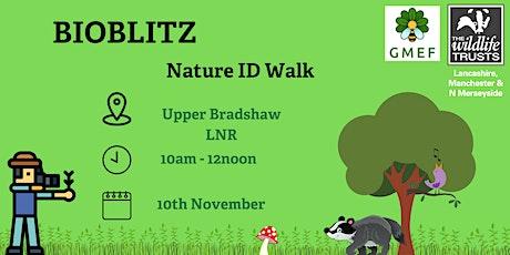 Bioblitz - Nature Walk in Bolton tickets