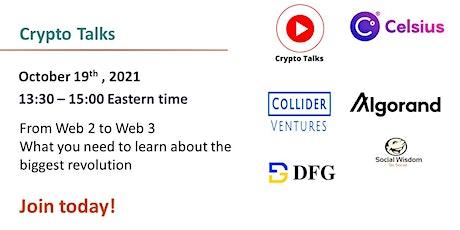 Crypto Talks entradas