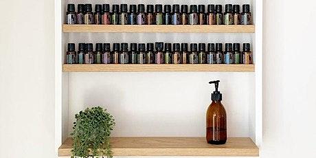 Crée ta pharmacie naturelle - Intro aux huiles essentielles billets