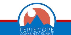 #SummitLive SF Periscope Community Summit