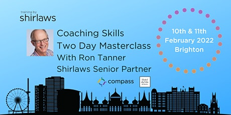 Ron Tanner's Coaching Skills Masterclass tickets