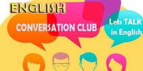 Conversation Club @ Wood Street Library tickets