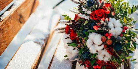 Hello! Pop-Up!: Workshop für adventlichen Blumenstrauß im Tibarg Center Tickets