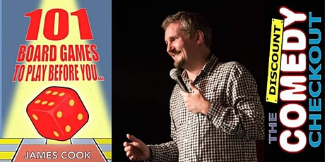 Hideous Laughter Comedy club with James Cook tickets