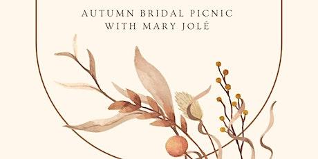 Autumn Bridal Picnic tickets