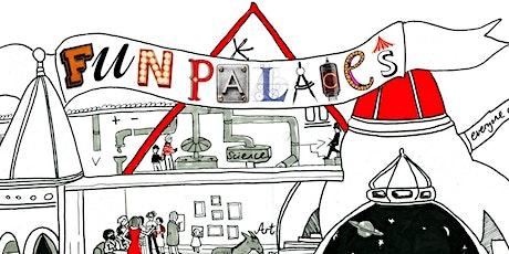 RuTC Presents Fun Palaces tickets